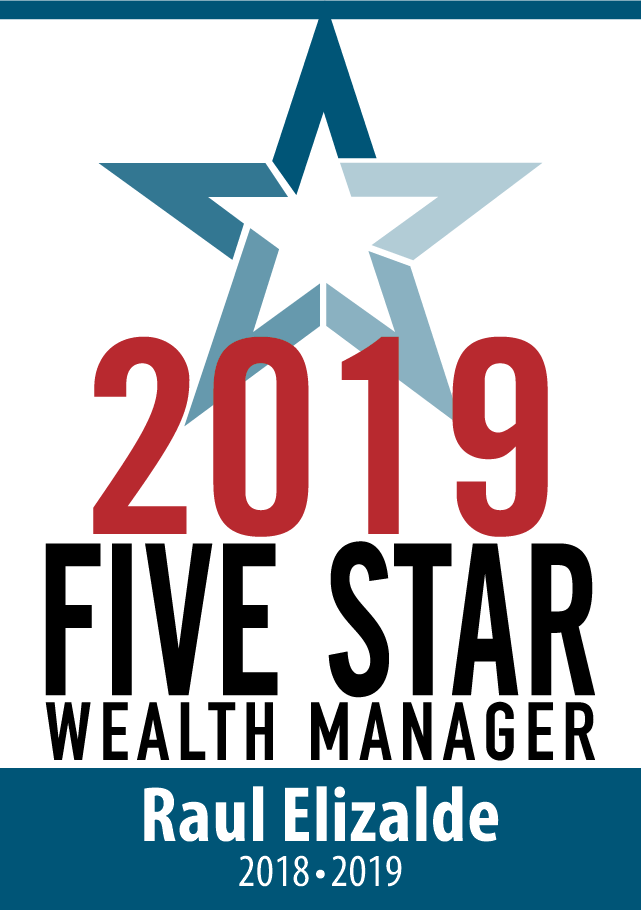 Raul Elizalde at Path Financial, LLC is Five Star Wealth Manager 2-year Award Winner
