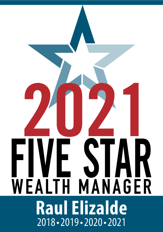 Raul Elizalde at Path Financial, LLC is Five Star Wealth Manager 2-year Award Winner